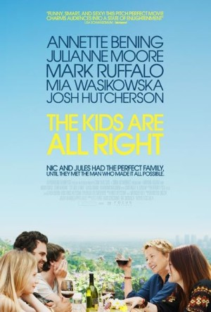Kids Are All Right poster